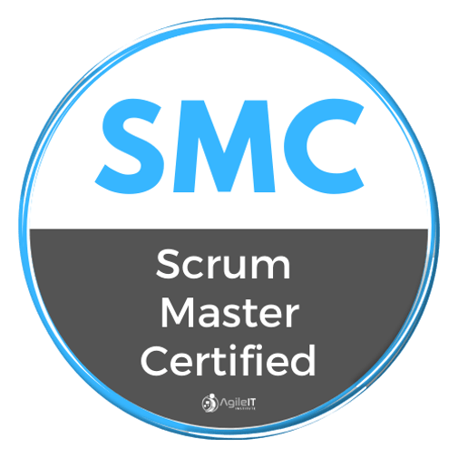 Selo Scrum Master Certified